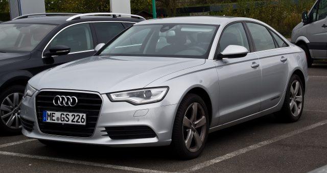 Сотню экземпляров автомобилей Audi A6, A7, A8 будут отзывать с российского рынка