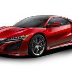 Модель Acura NSX – самая долгожданная новинка следующего года