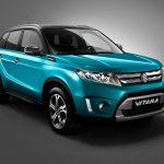 Компания Suzuki подготовит уменьшенного собрата кросса Vitara