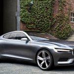 Возможно Volvo S90 оборудуют мощной гибридной установкой