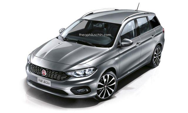 Снимки мощной новинки Fiat Aegea S уже выложены в Интернет