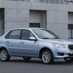 В будущем году модель Datsun on-DO будет оснащаться автоматической трансмиссией