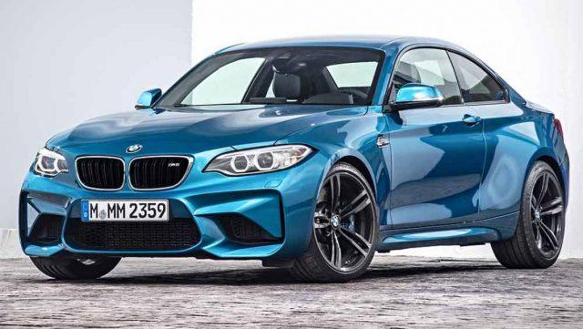 К концу десятилетия завершат выпуск модели BMW M2