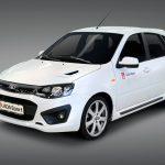 В РФ начали продавать мощную новинку Lada Kalina NFR