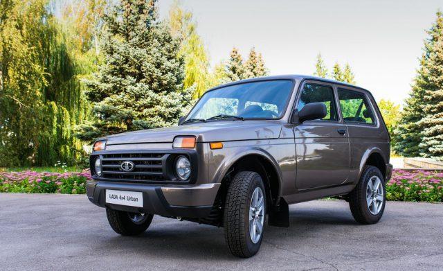 Российский вседорожник Lada 4×4 Urban приехал на дороги Европейского Союза