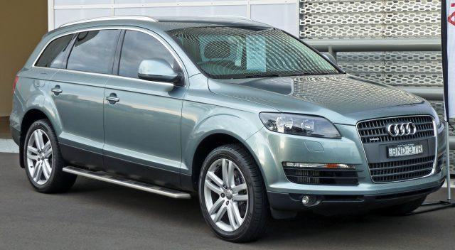 Вседорожник Audi Q7 признан самой популярной моделью от бренда в РФ