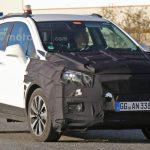 Выяснились новые данные относительно рестайлингового паркетника Opel Mokka