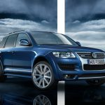 Несколько тысяч дефектных внедорожников Touareg от VW отзовут в России