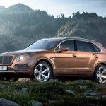 Появилось неофициальный компьютерный снимок новинки Bentley Bentayga в кузове купе