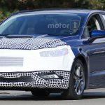 В Мичигане тестируется обновленная модель Fusion от Ford