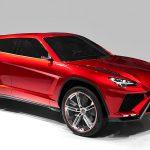 Модель Lamborghini Urus возможно получит гибридный силовой агрегат