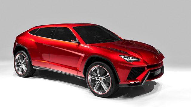 Модель Urus от Lamborghini не получит систему автономного вождения