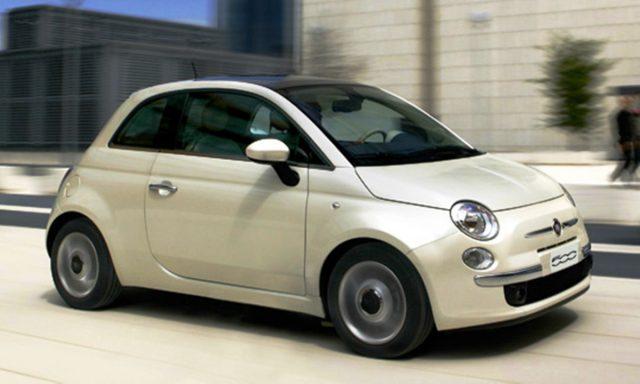 Обновленная модель Fiat 500 доедет и до Российской Федерации