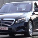 Новинка 2016 модельного года Mercedes-Benz E-Class попалась без маскировки