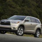 Модели SUV от компании Toyota самые продаваемые в Российской Федерации