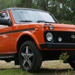 В прошлом месяце Лада 4х4 стала самой экспортируемой российской моделью