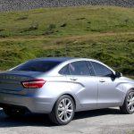 Модель Lada Vesta в минимальной комплектации будет продаваться уже в 2016-ом