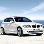 BMW 1-ой серии тестируется в КНР