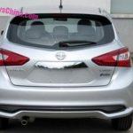 Экстерьер китайской версии Nissan Tiida уже рассекречен