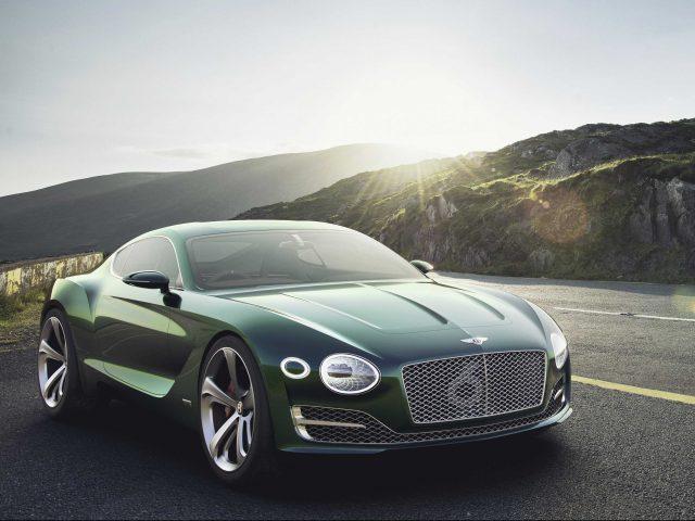 Новую спортивную модель от Bentley разработают на платформе от компании Porsche