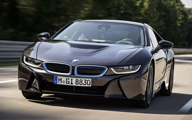Бренд BMW может выпустить полностью электрическую модель