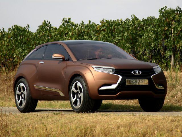 Модель Lada Xray будет богато оснащена даже в самой недорогой комплектации