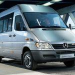 В прошлом месяце модель Mercedes-Benz Sprinter стала самой популярной легкой иномаркой