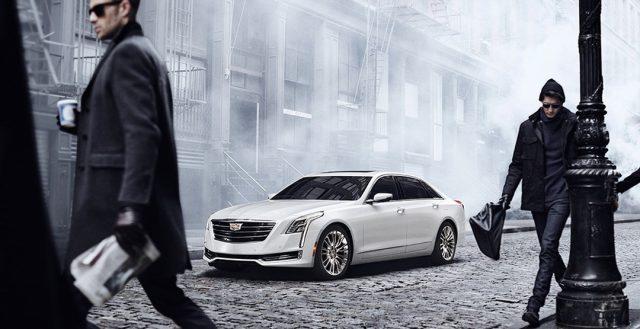 Компания Cadillac намерена расширить модельный ряд гибридов
