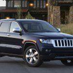 Новый Jeep Grand Cherokee уже тестируется в полную силу