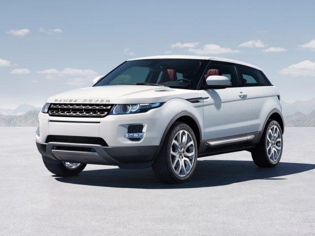 Рестайлинговый Range Rover Evoque уже выставлен в российских автоцентрах