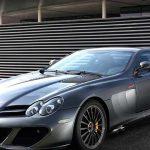 Компания Mercedes через три года выпустит замену SLR с гибридной установкой