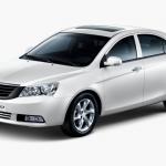 В Интернете появилась информация о новом китайском Geely Emgrand EC7