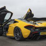 Завершился выпуск модели гиперкара P1 от McLaren
