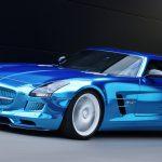 Бренд Mercedes-Benz создаст свой первый бюджетный электрокар