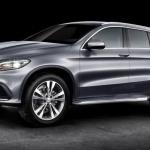 Через два года компания Mercedes-Benz покажет новый водородный паркетник