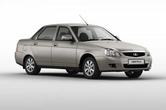 Бренд «АвтоВАЗ» остановил выпуск популярного автомобиля Lada Priora
