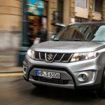 В начале 2016-го в РФ начнутся продажи мощного Suzuki Vitara S