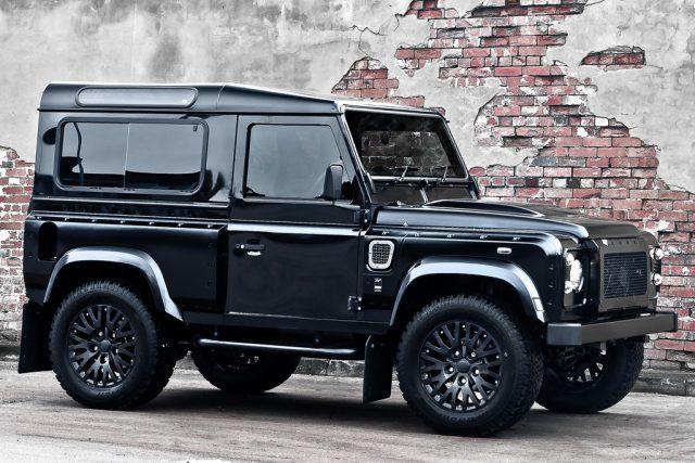 Доработанный Land Rover Defender будет доступен для покупки через три года
