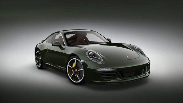 Бренд Porsche продал рекордные 200 тысяч автомобилей за год