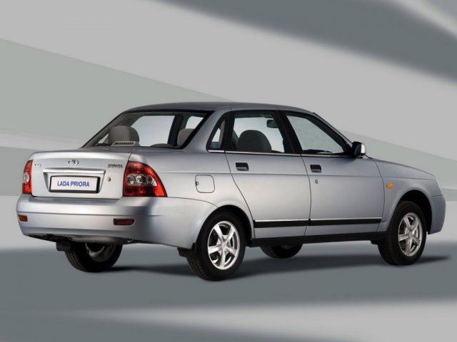 Стала известна информация о самой доступной версии Lada Priora