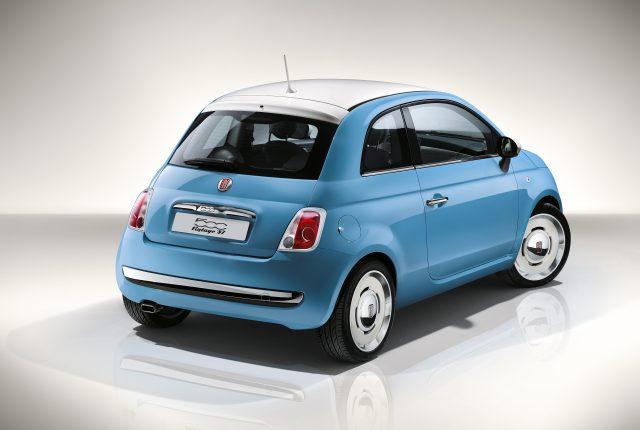 На территории РФ стартовала реализация новинки Fiat 500