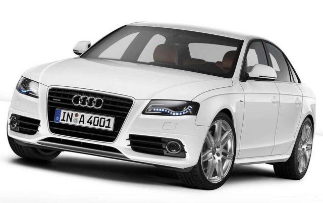 На территории России уже презентовали новую модель Audi А4