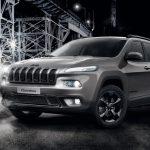 Оригинальный вседорожник Jeep Cherokee Night Eagle теперь и Британии