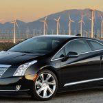 Модель Cadillac ELR с гибридным агрегатом официально названа убыточной