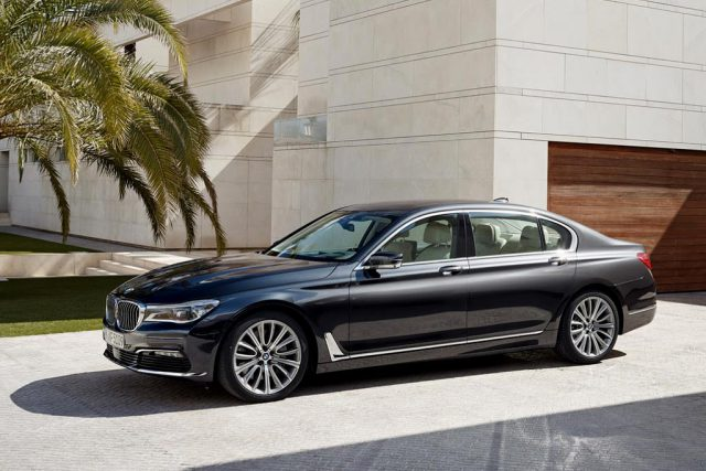 Модель BMW 7-ой серии получит две новых комплектации в паре с 12-цилиндровым агрегатом
