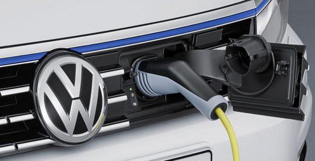 К 2020 году бренд VW выпустит около 20 электрических и гибридных новинок