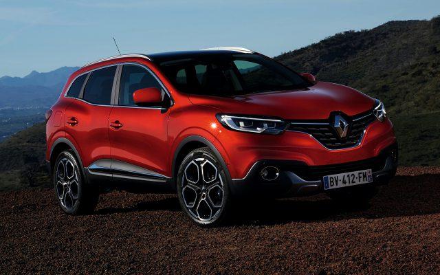 Кросс Renault Kadjar, собранный в КНР уже скоро выйдет в продажу