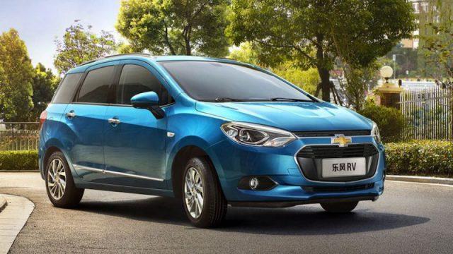 На рынке КНР уже продается новинка Chevrolet Lova RV