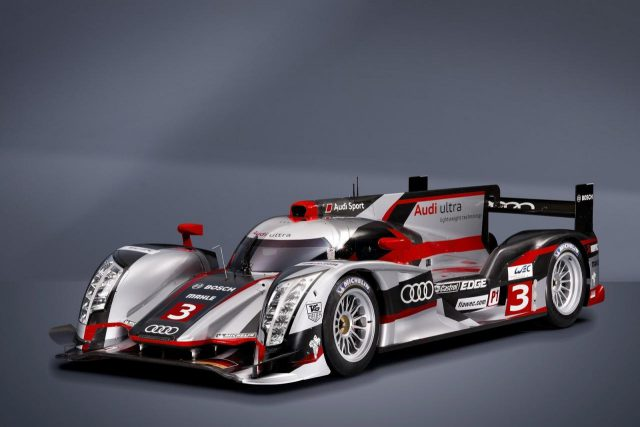 В Лос-Анджелесе показали новый немецкий электрокар Audi E-Tron Quattro