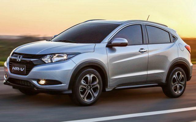 Новинка HR-V от Honda стала самой экологичной моделью в мире